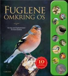 Carlsen Bog Fuglene omkring os En bog med fuglestemmer-20