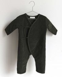 CO LABEL Babysuit EDDIE forest green-20