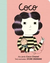Små mennesker, STORE DRØMME Min første Coco Chanel pap-20