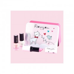 ROSAJOU Gift set Coffret Métal Chat-20