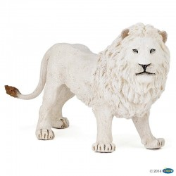 papo figur Hvid Løve-20