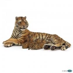 papo figur Tiger med unger-20