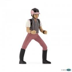 papo figur Ridepige-20