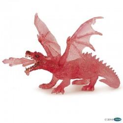 papo figur Ryby Dragon pink-20