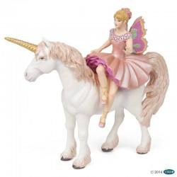 papo figur Elver Ballerina m/ unicorn-20