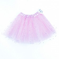 Ella and Monster Tulle Skirt m/ stjerner one size-20