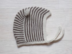 esencia Hat Mucca striped ivory/cocoa-20