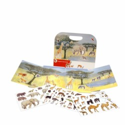Egmont Toys Magnet Verden Jungle/Savanne-20