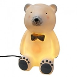 Disaster Designs Lampe Teddy with Bow-20
