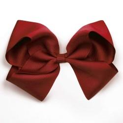 Verity Jones London Scarlet hair clip extra large-20