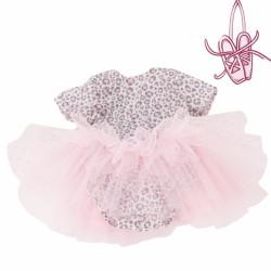 Götz Dukketøj Balletkjole leo/pink-20