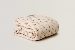garbo and friends quilt Mimosa Muslin-20