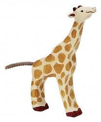 Holztiger Giraf unge-20
