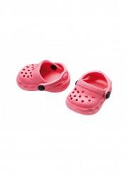 Heless Dukkesko Crocs lyserød 28-33 cm-20