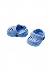 Heless Dukkesko Crocs blå 28-33 cm-20