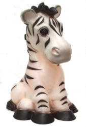 Heico Zebra siddende-20