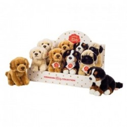 Hermann Teddy Original 4 forskellige hunde vælg imellem-20