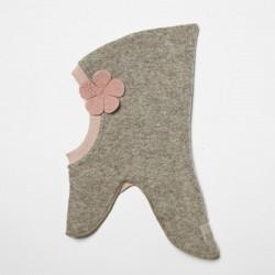 HUTTEliHUT elefanthue camel/rosa flower-20