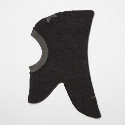 HUTTEliHUT elefanthue dark grey/grey star-20