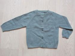 astas cashmere cardigan Duschet blue-20