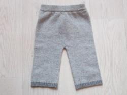 astas cashmere bukser grå-20