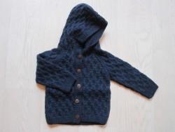 Shirley Bredal Smock hoodie navy-20