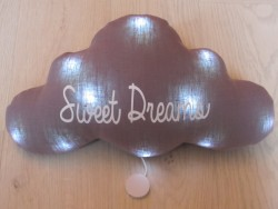 TOI-MÊME PARIS Cloud night light/mucical Sweet Dreams lavendel-20