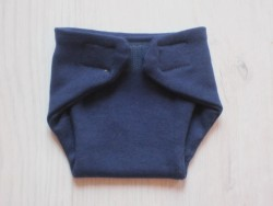 astas Doll diapers navy-20