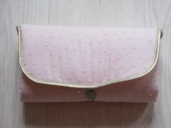 Pois.Plume Portable chaching pad plumeti rose-20