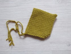 minikane Dukketøj Kyse spids mustard-20
