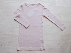 LILLI and LEOPOLD Uldtrøje Langærmet T-Shirt Dusty Pink-20