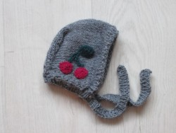 astas Dukke Cherry Bonnet grey small-20