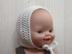 astas dukketøj Bonnet creme 30-35 cm-20