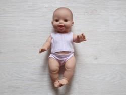 Paola Reina dukke europæisk pige smilende m/lyserødt undertøj-20
