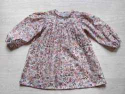 Astas Kjole Wild Flower Dress dusty rose liberty-20