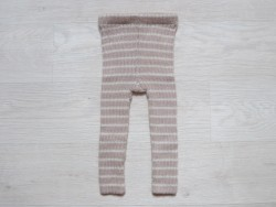 esencia leggings striped rose/ivory made only for Astas-20