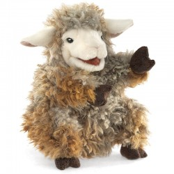 Folkmanis Woolly Lamb-20
