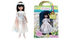 Lottie Royal Flower Girl Gold Collection-20