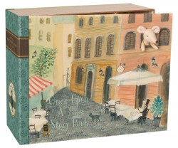 maileg Mouse Book House-20