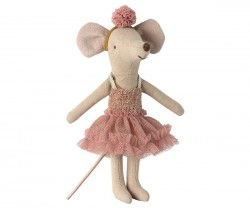 maileg Dance Mouse Mira Belle big sister-20
