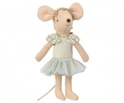 maileg Dance Mouse Swan Lake big sister-20