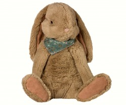 maileg Fluffy Bunny X-Large brown-20