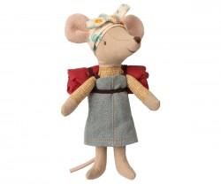 maileg Hiking Mouse Big sister-20