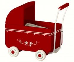 maileg Dukkevogn My red-20