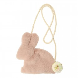 Meri Meri Taske Plush Bunny Cross Body Bag Forventes på lager i december-20