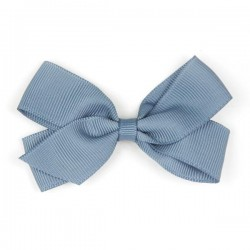 Verity Jones London French Blue hair clip medium-20
