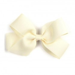 Verity Jones London Ivory hair clip medium-20