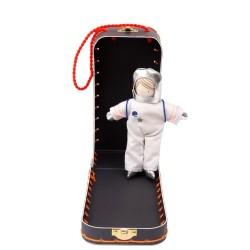 Meri Meri Mini Dukke Astronaut i kuffert-20
