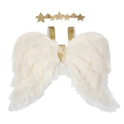 Meri Meri Vinger Tulle Angel Wings-20