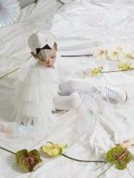 Meri Meri Udklædning Swan Cape Dress Up-20